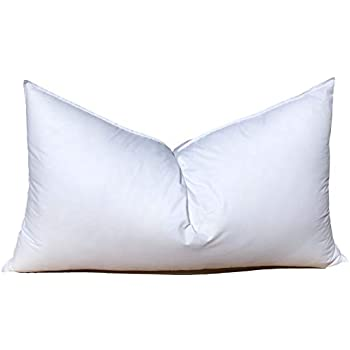 Amazon Pillowflex Synthetic Down Alternative Pillow Insert For Custom Down Alternative Pillow Inserts