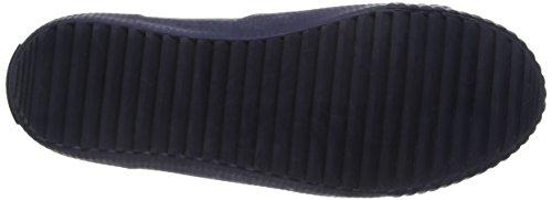 s.Oliver 45122, Zapatillas Altas para Niños Azul (NAVY 805)