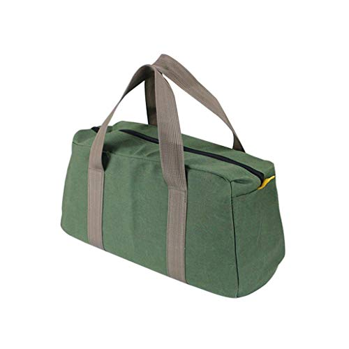 Mechanics Tool Bag Canvas Multi-Function Storage Hand Tool Bag Portable Toolkit