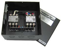 Elkhart Automatic Transfer Switch - 50 Amp Service - Es50m-65n