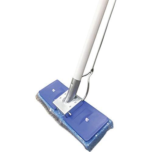 (Millers Creek Butterfly Mop - Sponge Head - Scrubber Strip, Squeeze-Action - 1 Each - Blue )