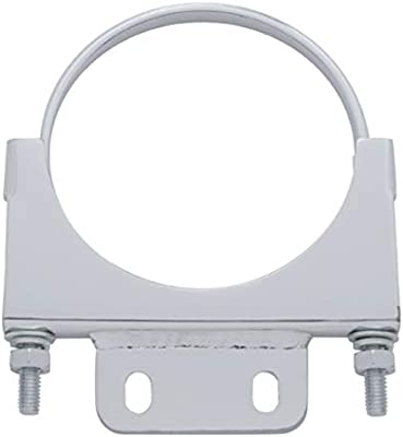 United Pacific 10286 5 inch Peterbilt Cab Exhaust Clamp