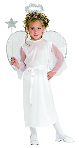 Haunted House Child's Angel Costume, (Children Angel Costume)