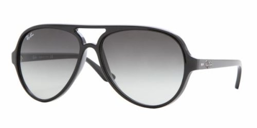 Ray-Ban Sunglasses Light Avana Crystal Brown Gradient  Amazon.co.uk ... 188f785c4647
