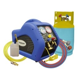 Mastercool 69110) Automotive A/C Recovery System