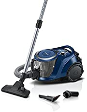 Bosch Canister Vacuum Cleaner Bagless BGS412000 - Blue - 2725461182093