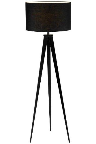 tripod black floor lamp