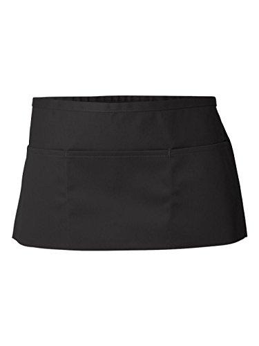 Liberty Bags Waist Apron, Black (Bag Server)