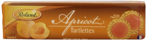 Roland Tartlettes Apricot 7 05 Ounce