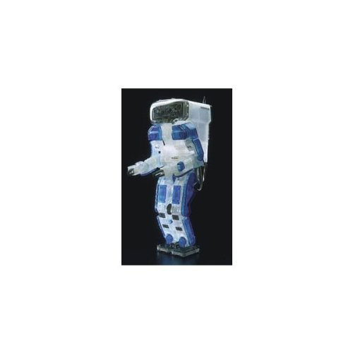 Scale robot 1/12 Honda humanoid robot P2 clear version SR02 (japan import) by Wave