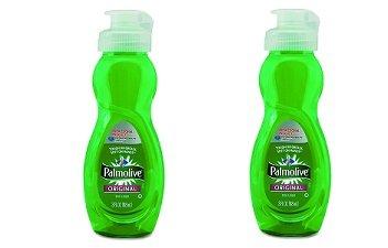 Palmolive 01417 Dishwashing Liquid, Original Scent, 3oz Bottle (Case of 72) (2-(Pack))