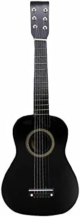 gfjfghfjfh Leichte 21 Zoll Sopran Ukulele Uke Hawaii Gitarre Sapele 6 Saiten Holz Ukulele Musikinstrumente