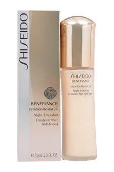 Personal Care - Shiseido - Benefiance WrinkleResist24 Night Emulsion (Benefiance Wrinkleresist24 Night Cream)