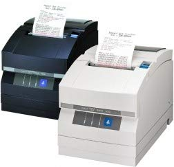 Cd S500 Dot - Citizen CD-S500, LPT, Black One-Station Dot Matrix, CDS500SPAEBK (One-Station Dot Matrix incl.: Power Supply Unit, Order Separately: Interface Cable)