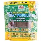 Ark Naturals Sea Mobility Joint Rescue Lamb Jerky -- 9 oz Sea Mobility Lamb Jerky