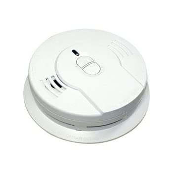 Kidde i9010 10-Year Sealed Lithium Battery-Operated Smoke Alarm with Memory and Smart Hush
