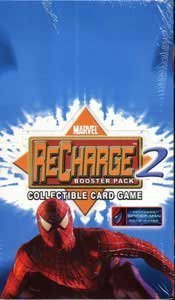 Marvel Recharge CCG Series 2 Booster Box of 36 from Marvel