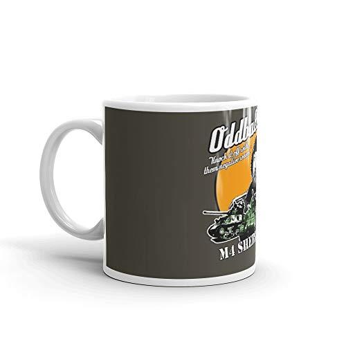 Oddball : Kelly's Heroes Mug 11 Oz White Ceramic