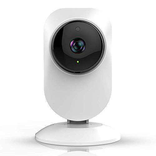 WiFi Camera Indoor,UNIOJO HD IP Camera,Compatible with Alexa for Home/Office/Baby/Pet Monitor with iOS, Android App - Cloud Service Available (Best Android Network Monitor)