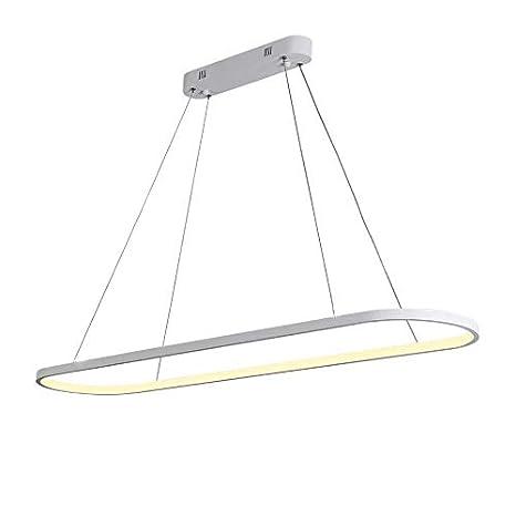 Isla De Cocina Moderna Industrial Iluminación LED/Araña LED ...
