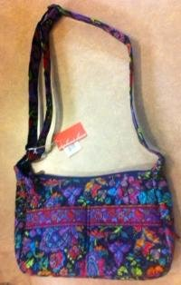 Stephanie Dawn Quilted Shoulder Bag, French Quarter, Bags Central