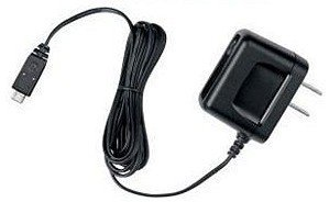 (OEM Universal microUSB Home Travel AC Charger for Verizon Blackberry Z10 Motorola Droid A855 Cell)