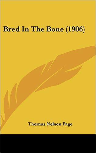 Bred in the Bone (1906)