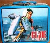 Gi Joe Metal Mini Lunch Box Lunchbox Measures 7 1/2