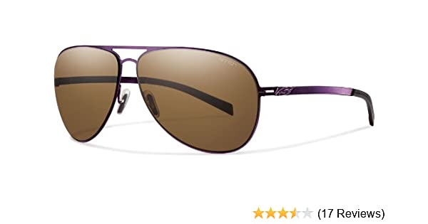 30ecc9f31b Amazon.com  Smith Optics Ridgeway Sunglasses