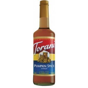 (Torani Pumpkin Spice Syrup (Pack of 3))
