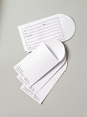 TECH-MED PILL ENVELOPE Printed Pill Envelope, 1000/bx