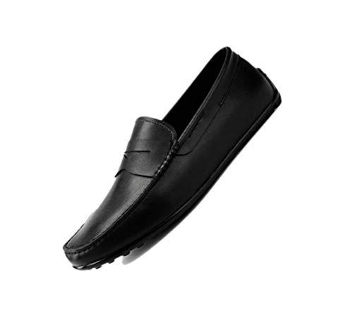 Black2 Colore Punta A Uomo Pelle Affari Tondo Sportivi Stivali Stagione in Nastro Casual Tela Scarpe Sandali Morbido cafHqTwPP