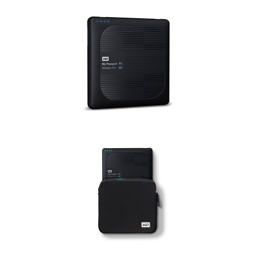 western digital passport pro - 4