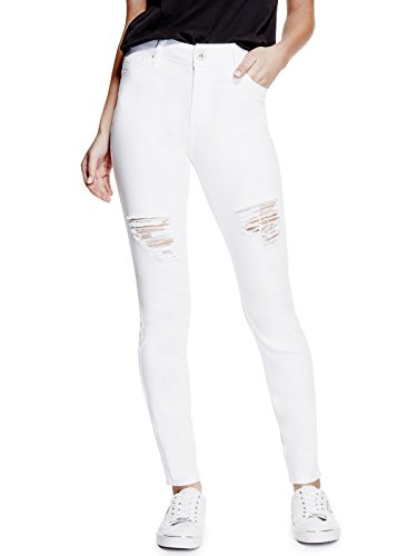 GUESS-Factory-Womens-Tahiana-Destroyed-Skinny-Jeans
