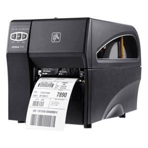 Zebra ZT220 Thermal Transfer Barcode Label Printer (P/N ZT22042-T01000FZ)