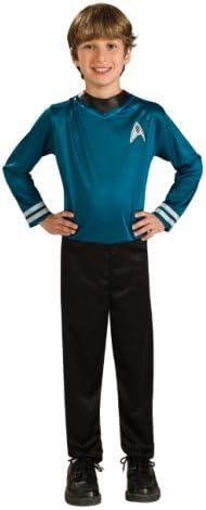 Star Trek - Spock Action Suite, disfraz para niños (Rubies 5289 ...
