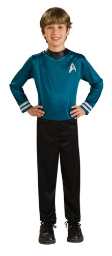 Star Trek - Spock Action Suite, disfraz para niños (Rubies ...