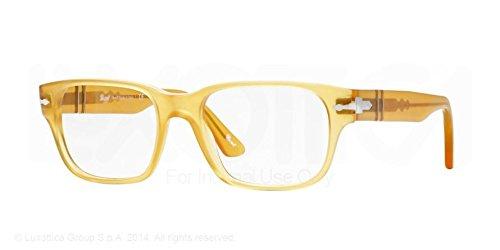 Montures lunettes de 204 3077 Honey Pour Caffe Homme 52mm Persol Sw1PEd1