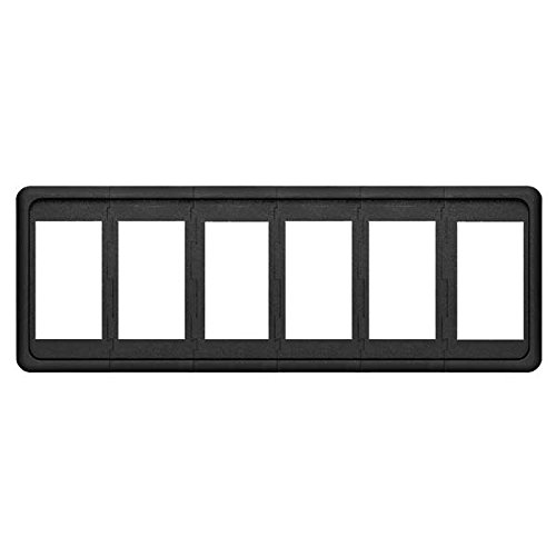 AMRB-8260 * Blue Sea Contura Switch Mounting Panel - 6 Position ()