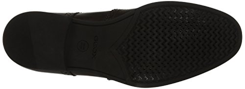 Geox Mens U Albert 2 Fit 3 Oxford Marron Clair