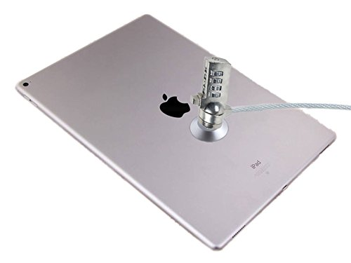 Big Save! Combination and Keyed Cable Lock Kit with security cable for Laptop, MacBook, iPad, Tablet...