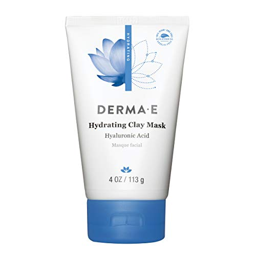 DERMA E Hydrating Scrub with Hyaluronic Acid, 4 oz (Derma Scrub)