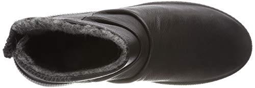 de Ukiuk Femme Black 51052 Ecco Neige Bottes Noir nFSdqxZI