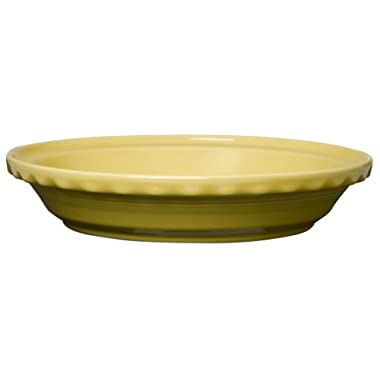 Fiesta 10-1/4-Inch Deep Dish Pie Baker, Sunflower