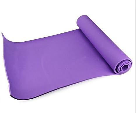 Euphony Alfombrilla de Yoga Antideslizante para Ejercicios ...