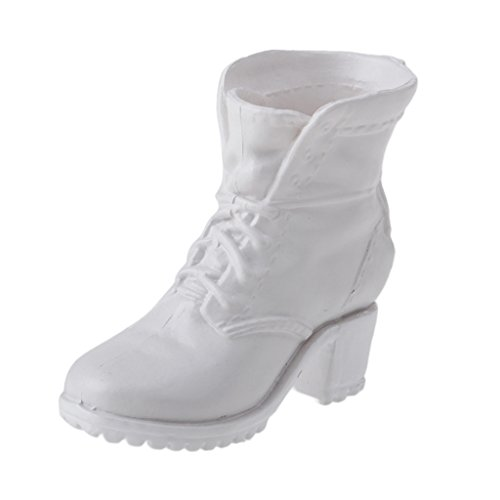 D DOLITY Mdoern 1/6 Combat Short Boots Shoes Accessories for 12