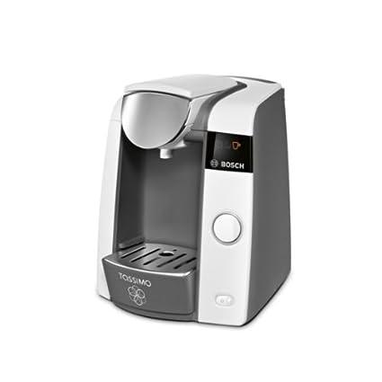 HSB Bundle + Tassimo de Bosch máquina de café tas4304gb – blanco con protector de dedo