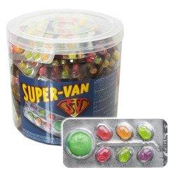 Super-Van Caramelos - 135 unidades: Amazon.es: Alimentación ...