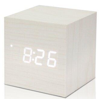 ... del reloj Despertador Temperatura Los sólidos del control LED mostrar electrónica de sobremesa Relojes digitales Calendario gris claro: Amazon.es: Hogar