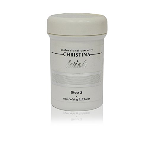 Christina - Wish Age Defying Exfoliator 250ml (Step 2) by Christina